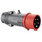 FICH.D 16A 4P+T 400V PLAST 44 photo du produit