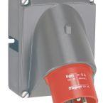 S.CON 16A 3P+T 400V PLAST IP44 photo du produit