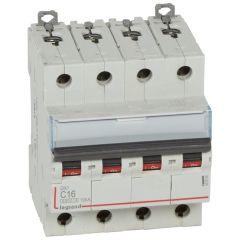DX3 4P C16 6000A-10KA photo du produit