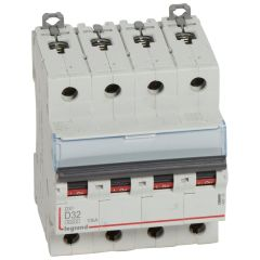 DX3 4P D32 6000A-10KA photo du produit