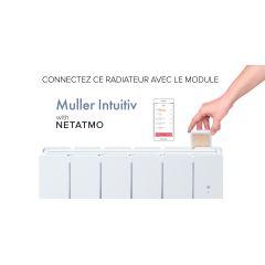 MODULE MULLER INTUITIV BLANC photo du produit