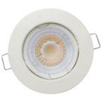 Kit LED 6,5W GU10 3000 K blanc photo du produit