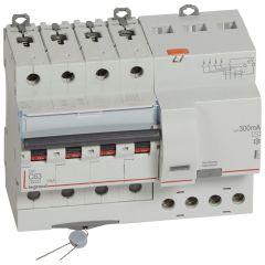 DX3 4P C63 6000A AC 300MA 7M photo du produit
