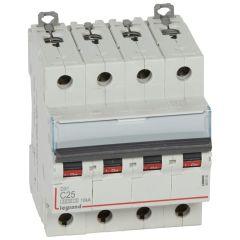 DX3 4P C25 6000A-10KA photo du produit