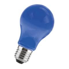 GLS E27 A55 240V 15W Bleu photo du produit