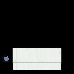 FONTEA SMART PLINTHE 1500W BL photo du produit