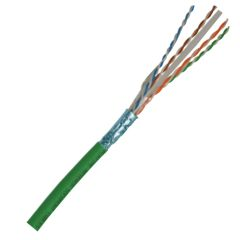 F-UTP CAT6 2X4P LSZH COUPE Dca photo du produit