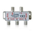 4 WAY SPLITTER 5-2400MHz photo du produit