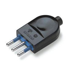 FICHE 2P+T 10A 250V photo du produit