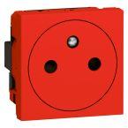 MOSAIC 2P+E F-B SURFACE RED photo du produit