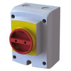 Coffret de protection 3P 20A photo du produit