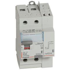 DX3-ID 2P 63A AC 30MA TGA photo du produit