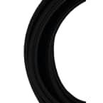 Cable Textile 2C Noir 3m photo du produit