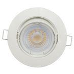 KIT LED 6,5W GU10 O WH photo du produit