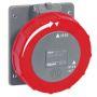 S.EU 32A 3P+T 400V PLAST 67-55 photo du produit