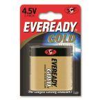 Pile Eveready gold 3LR12 x 1 photo du produit