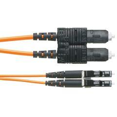 OM1,2-Fiber,LC-SC duplex,PC,Ri photo du produit