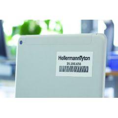 Etiquettes TAG 162 LA4-1101-WH photo du produit