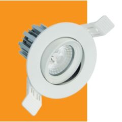 STORM PRO ENC LED 6W IP20 ALU photo du produit