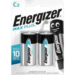 Pile Max Plus C x 2 photo du produit