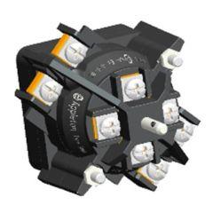 Switch 16A 3P 4 positions door photo du produit