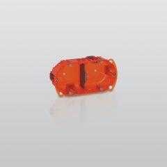 BATIBOX MULTI-MAT 2POSTE P40MM photo du produit