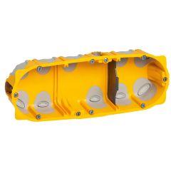 BATIBOX ENERGY 3 POSTES 40MM photo du produit