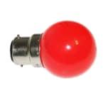 B22 - Lampe B22 LED SMD Rouge photo du produit