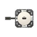 PRISE HDMI PRECONNECTEE BLANC photo du produit