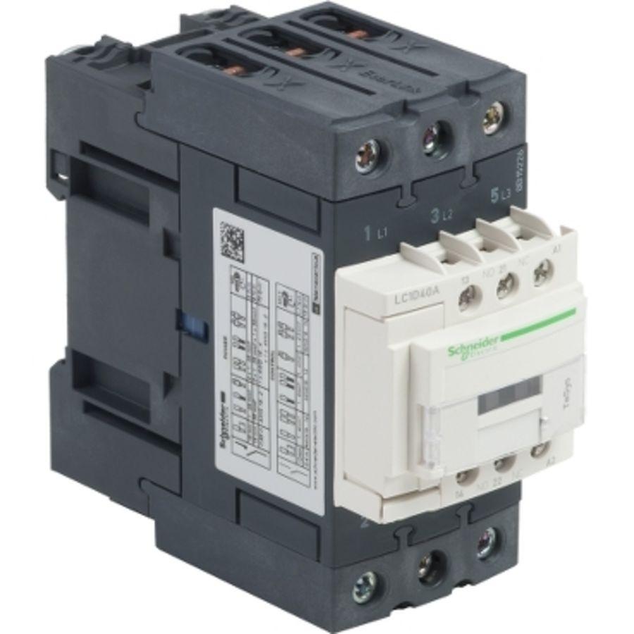 Contacteur relais TELEMECANIQUE CAD32B7  24Vac