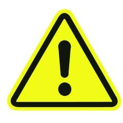 Etiquettes DANGER WS5-B photo du produit