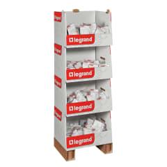 BOX STD MOSAIC COMPLET BLANC photo du produit