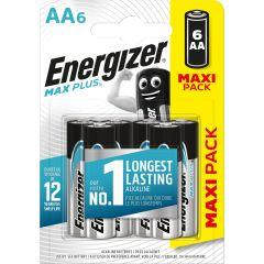 Pile Max Plus AA x 6 photo du produit