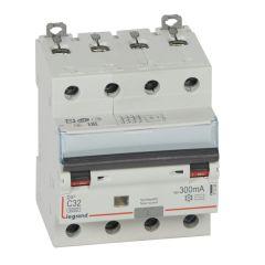 DX3 4P C32 6000A AC 300MA 4M photo du produit
