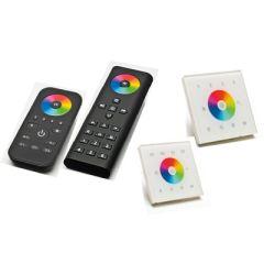 Emetteur mur HF RGB-RGBW 1z photo du produit