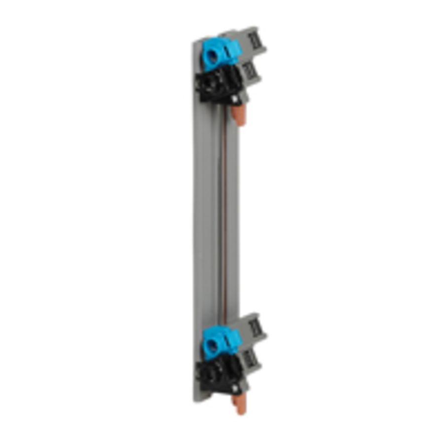 Peigne d'alimentation verticale