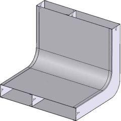 Angle vertical 28 x 190 photo du produit