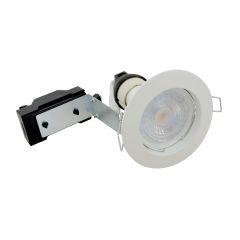 KIT LED 6,5W GU10 4000 K BLANC photo du produit