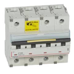 DX3 4P C100 10000A-16KA photo du produit