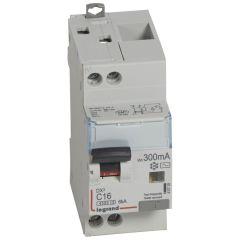 DX3 1P+NG C16 4,5-6K AC 300MA photo du produit