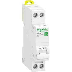 Disjoncteur XP 1P+N 2A C photo du produit