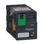 relais RXM 4OF 12A 120VAC photo du produit