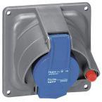 PRISINTER 2P+T 16A230V PLAST photo du produit