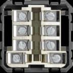Prise telephone T 2 modules photo du produit