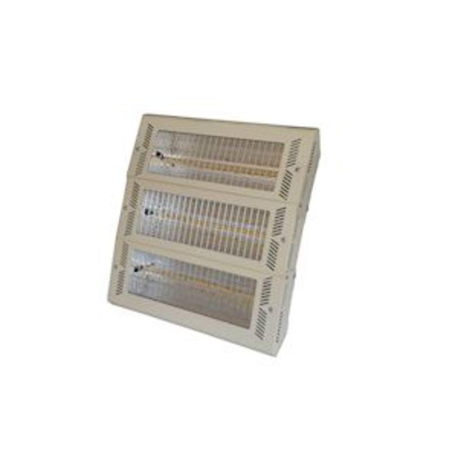 Chauffage de poste Frico IRCFC30W20 Infra Blanc 3000W