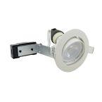 KIT LED 6,5W GU10 3000K BLANC photo du produit