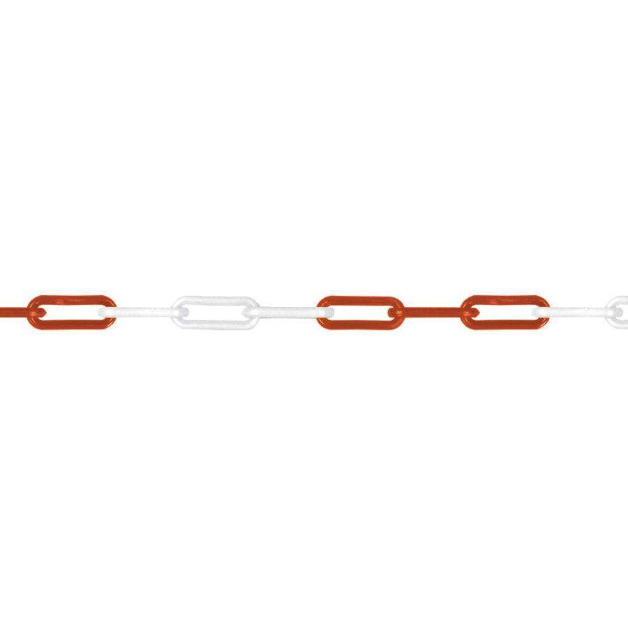 Catu - AL3105 - Chaîne de délimitation 5m rouge-blanc