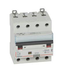 DX3 4P C16 6000A AC 30MA 4M photo du produit