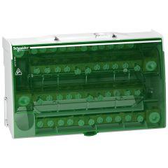 Repartiteur et. 4P 160A 4x12tr photo du produit