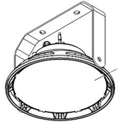 PrevLiHBL,bracket,L414,steel,s photo du produit